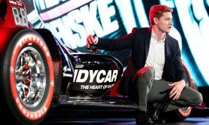 Josef Newgarden is ready to roll with new IndyCar