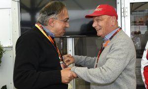 Ferrari and Lauda wouldn't mix - Marchionne