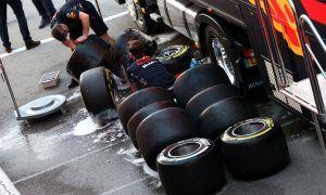Pirelli enrolls all F1 teams into 2018 development program