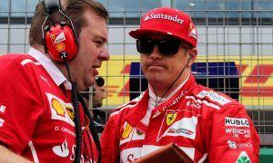 Kimi Raikkonen's race engineer leaves Ferrari