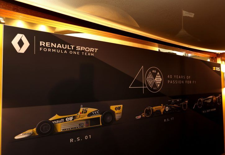renault sport sets date to pull the covers off its r. Black Bedroom Furniture Sets. Home Design Ideas