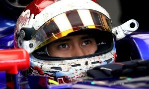 Gelael retains tie-up with Toro Rosso for 2018