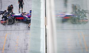A shot of the STR13 leaked by... Toro Rosso!