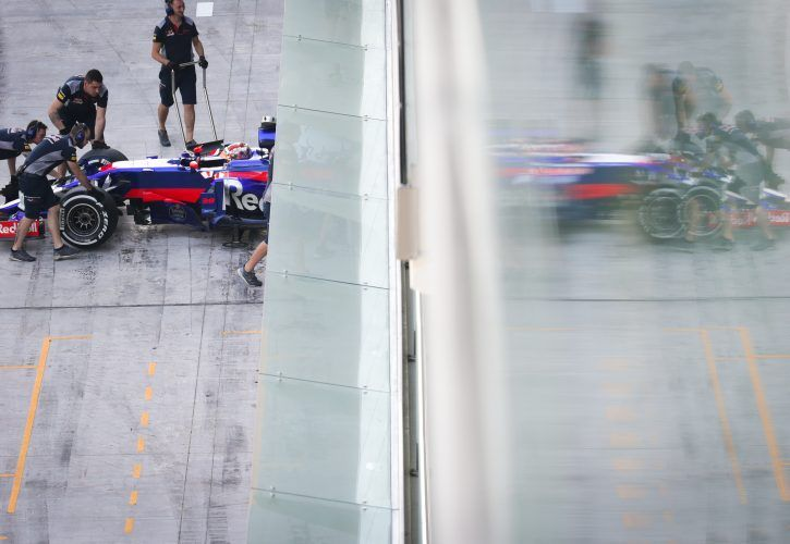 'Trouble-free day! No joke': Honda-powered Toro Rosso F1 auto debuts
