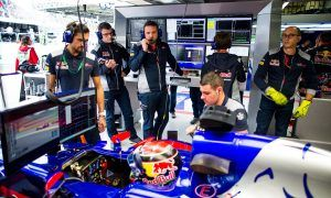 Good news and bad news for Toro Rosso