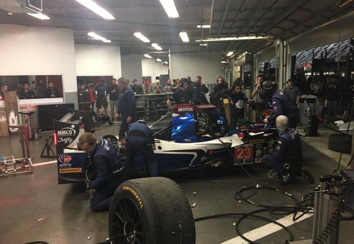 Alonso ends up 13th in Prototype during Rolex 24 debut