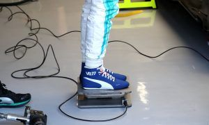 F1 teams put 80kg of weight behind their drivers for 2019