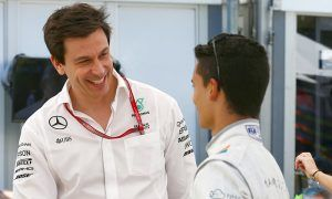 Wolff backs Wehrlein to stay part of Mercedes squad