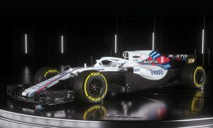 Gallery: The 2018 Williams FW41