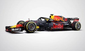 Red Bull RB14 gets its final race livery