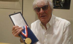 Bernie wins a gold medal!