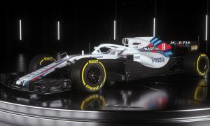 Williams unveils stunning FW41!