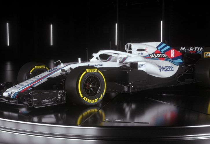 Williams F1 team unveil 2018 Formula One auto, confirms Robert Kubica's schedule