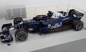 Red Bull Racing unleashes the RB14!