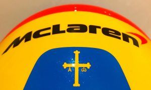 A new dawn for McLaren, a new lid for Alonso