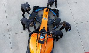 New McLaren MCL33 'looks dope' says Hamilton