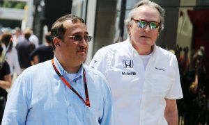 McLaren owners hail 'fantastic team work and commitment'
