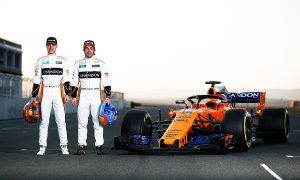 New McLaren has Alonso 'excited and apprehensive'