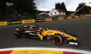 No 'slack' in Hulkenberg's performance with Palmer as team mate