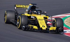 Renault keeping details of R.S.18 out of the public eye