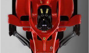 Raikkonen 'happy' with Halo on Ferrari's new SF71H