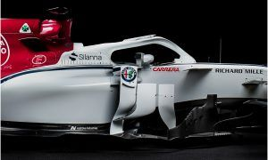 Richard Mille joins Sauber as premium partner for 2018