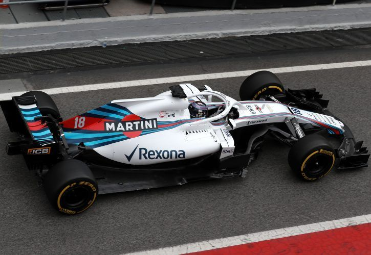 martini to step away from williams and f1 at the end of 2018. Black Bedroom Furniture Sets. Home Design Ideas