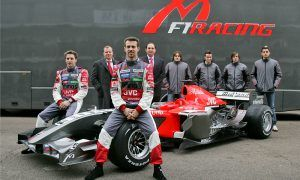 The Midland M16 - Russia's first Formula 1 car
