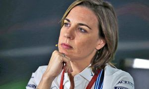 Despondent Claire Williams says F1 is 'basically broken'