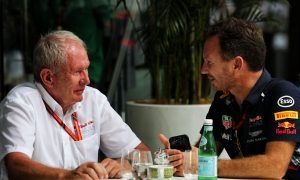 Horner disagrees with Marko, eyes title for Red Bull