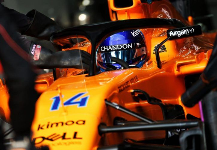McLaren hopes for orange crush with new F1 challenger