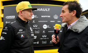 Renault's Hulkenberg: 'First impressions are positive'