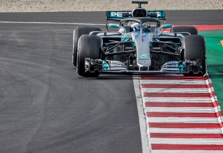 Valtteri Bottas issues strong title warning to Mercedes team-mate — Lewis Hamilton