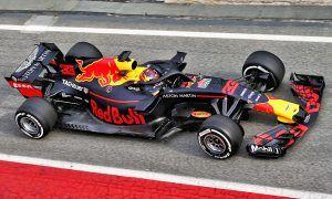 RB14 makes positive first impression on Verstappen