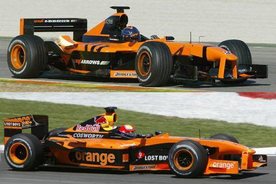 Arrows 2002