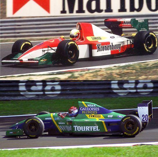 Larrousse 1994