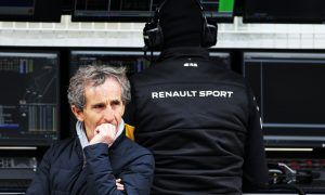 Progress first at Renault, rewards later - Prost