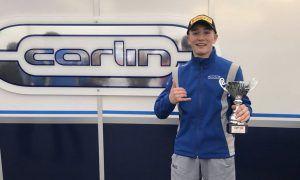 Monger delivers a podium stunner on British F3 debut!