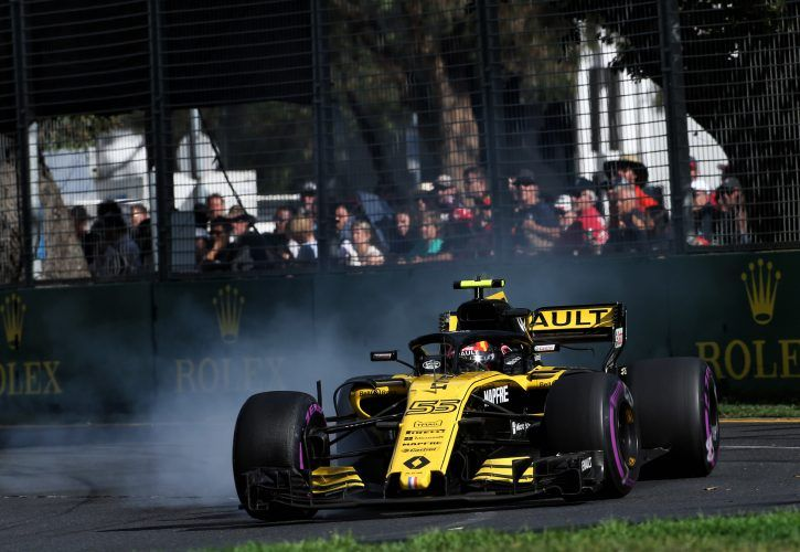Sainz - Australia point was hard to stomach