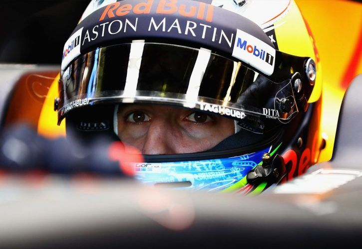 Ricciardo hits out at 'sh*thouse' penalty
