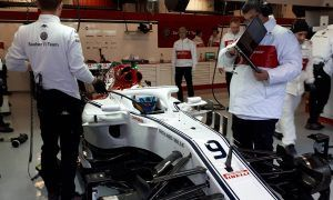 Sauber drivers required to tame 'unpredictable' car