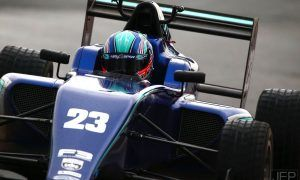 Billy Monger back on the grid next weekend with Carlin!