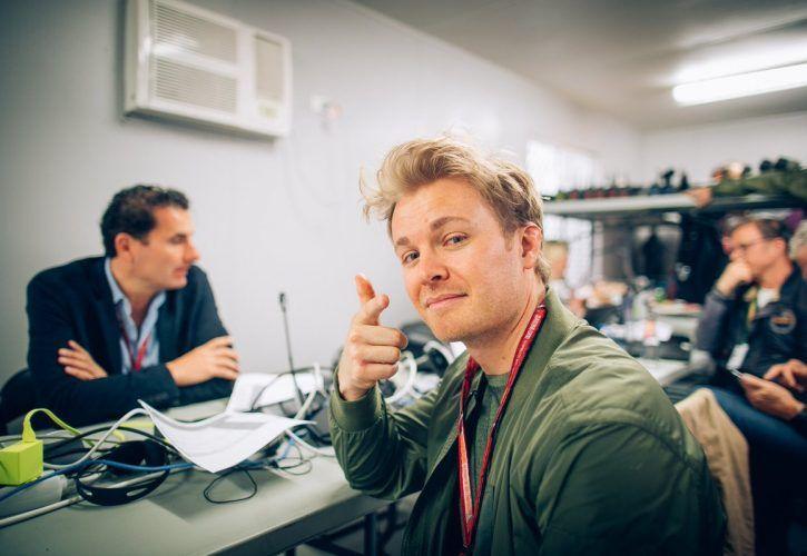 Former world champion Rosberg invests in Formula E