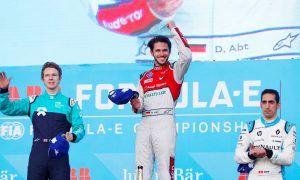 Abt bags maiden Formula E win in Mexico