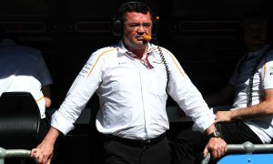 McLaren's Boullier relieved by team's inaugural performance