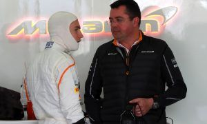 Boullier: 'The boost we needed before we go racing'