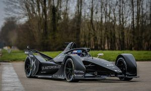 Formula E's Gen2 racer runs for the first time