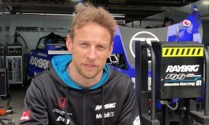 Behind the scenes with Jenson Button at Super GT final test