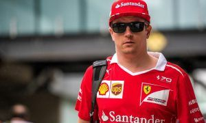 Raikkonen throws down the gauntlet to... Roger Federer!