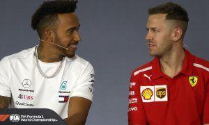 Hamilton and Vettel set for stunning Mercedes-Ferrari swap!